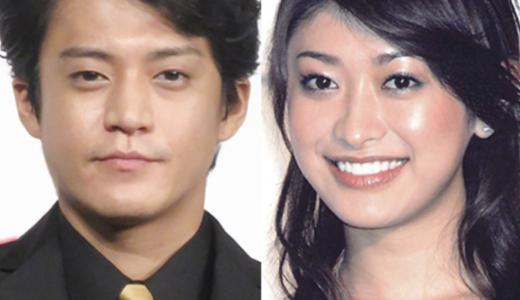 小栗旬と嫁・山田優は現在もラブラブ!妻とルパン三世の映画で夫婦共演