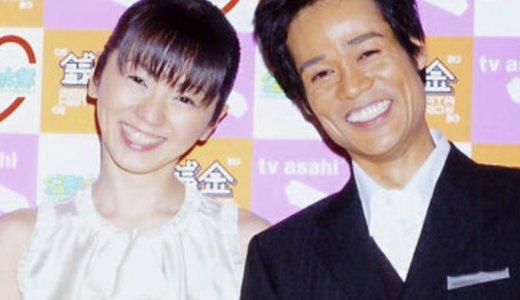 名倉潤と嫁・渡辺満里奈は2005年に結婚!馴れ初めや仲良しの理由は?